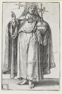 Christ, 1513 by Lucas van Leyden