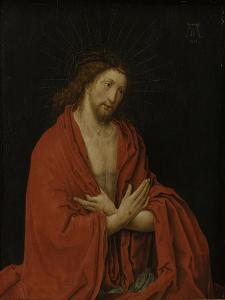 Christ with Crown of Thorns by Lucas van Leyden