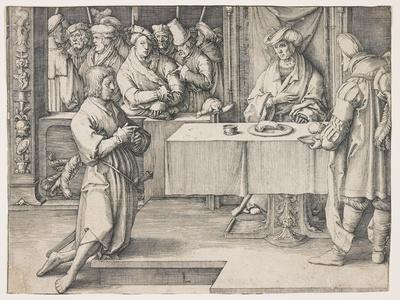 Joseph Interpreting Pharaoh's Dreams, 1512
