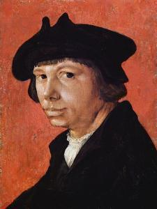 Self-Portrait by Lucas van Leyden