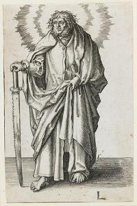 St. James Minor, 1510 by Lucas van Leyden