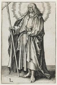 St. Philip, 1510 by Lucas van Leyden