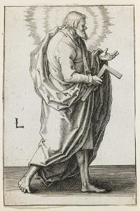 St. Simon by Lucas van Leyden