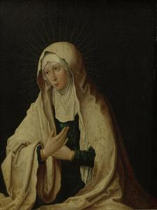 Virgin Mary by Lucas van Leyden