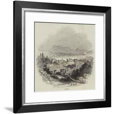 Lucerne--Framed Giclee Print