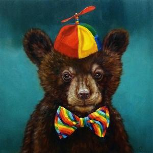 Baby Bear by Lucia Heffernan