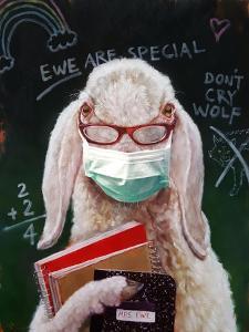 Back To School - Teacher by Lucia Heffernan