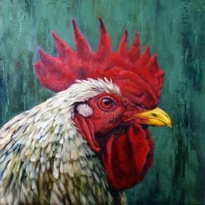 Big Red by Lucia Heffernan