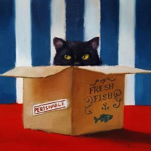Cat Burglar by Lucia Heffernan