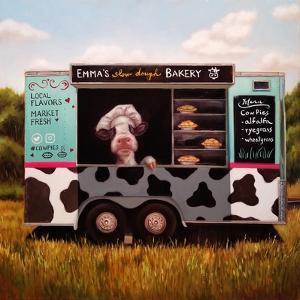 Cowpies by Lucia Heffernan