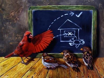 Flight School by Lucia Heffernan