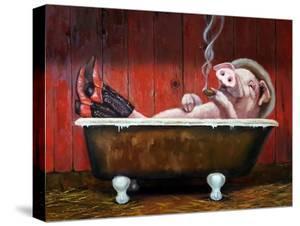 Hog Heaven by Lucia Heffernan