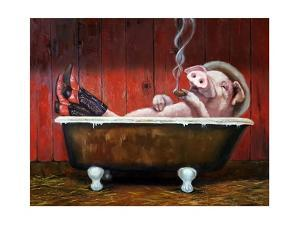 Hog Heaven by Lucia Heffernan