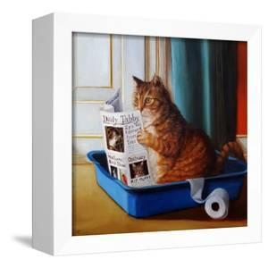 Kitty Throne by Lucia Heffernan