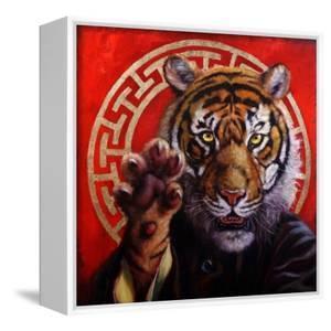 Legend of Tiger Claw by Lucia Heffernan