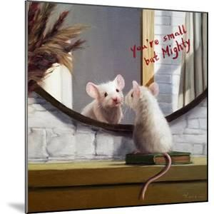 Mighty Mouse by Lucia Heffernan