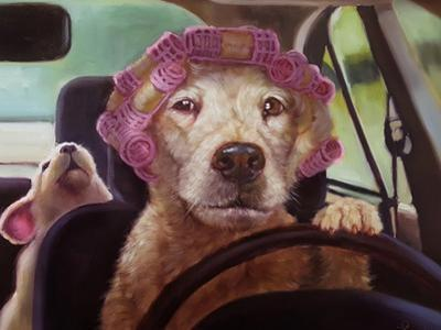 Mommy Chauffeur by Lucia Heffernan