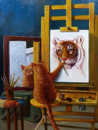 Norman Catwell by Lucia Heffernan