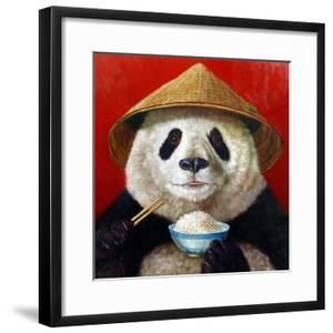 Panda by Lucia Heffernan