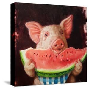 Pig Out by Lucia Heffernan