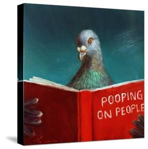 Pooping on People by Lucia Heffernan