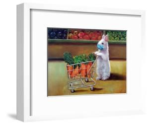 Quarantine Shopping by Lucia Heffernan