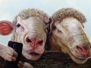 Selfie by Lucia Heffernan