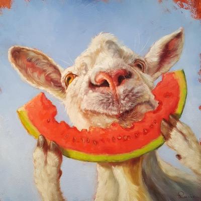 Summer Treat by Lucia Heffernan