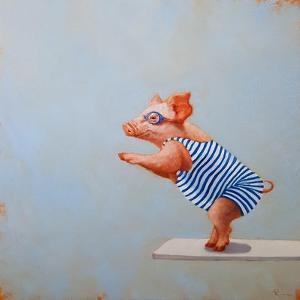 The Plunge by Lucia Heffernan