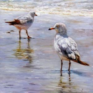 Waders by Lucia Heffernan
