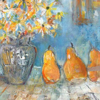 Le Trio Fleuri by Lucie Michel