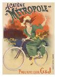 Poster Advertising the Cycles 'Clement', 1891-Lucien Baylac-Giclee Print