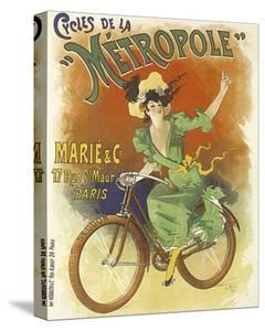 Cycles de La Metropole by Lucien Baylac