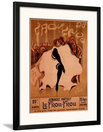 Le Frou Frou by Lucien-Henri Weiluc