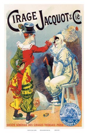 Cirage Jacquot & Co., Art Nouveau, La Belle Époque