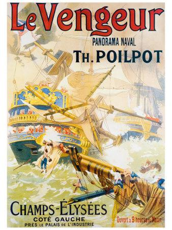 Le Vengeur Panoroma Naval