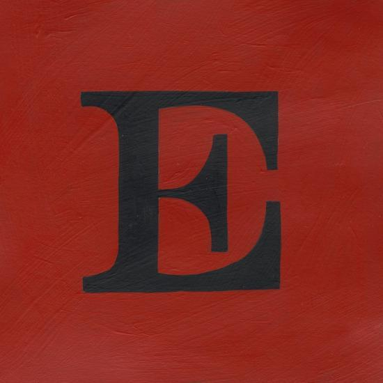 Lucien's E 6-Up-Chariklia Zarris-Art Print