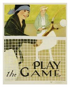 Play the Game by Lucile Patterson Marsh