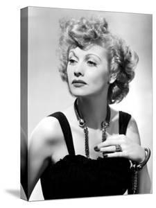 Lucille Ball Publicity Shot, 1940's