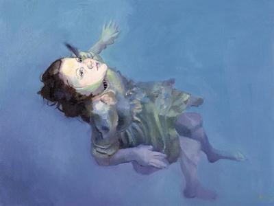 Girl Floating, 2004