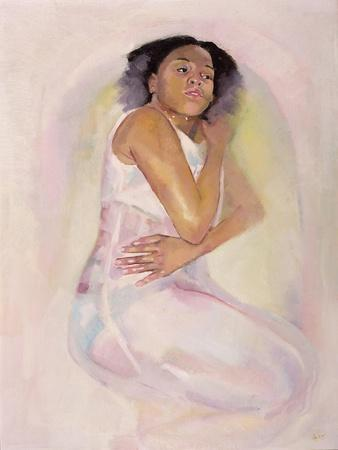 Girl Thinking, 2004