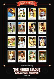 Negro League Baseball Legends by Lucinda Lewis