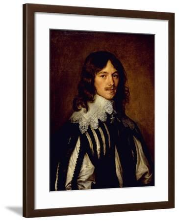 Lucius Cary, 2nd Viscount Falkland-Sir Anthony Van Dyck-Framed Giclee Print
