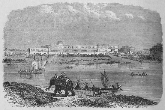 'Lucknow', c1880-Unknown-Giclee Print