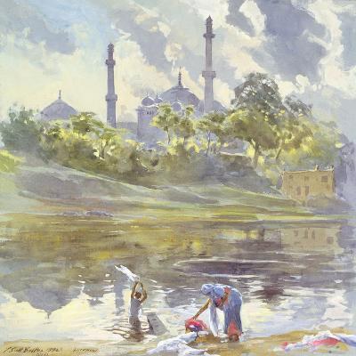 Lucknow, Uttar Pradesh, India, 1992-Tim Scott Bolton-Giclee Print