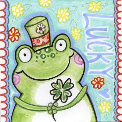 Lucky Frog-Valarie Wade-Giclee Print