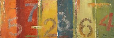 Lucky Numbers I-Patricia Pinto-Art Print