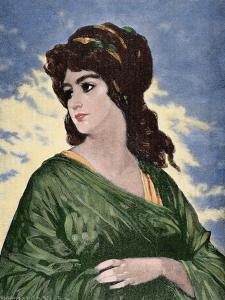 Lucretia (D.510 BC)