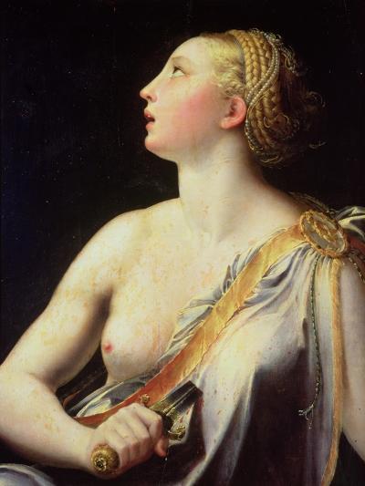 Lucretia-Parmigianino-Giclee Print