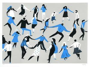 Ceilidh, 2016 by Lucy Banaji